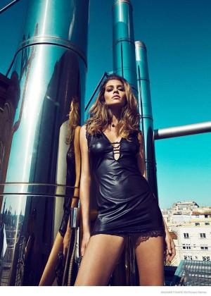 Ana Beatriz Barros - Madame Figaro Spain Magazine (November 2014)