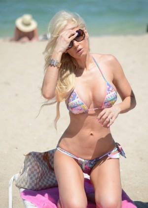 Ana Braga in Tiny Bikini -09