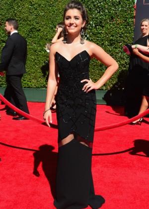 Ana Golja - Creative Arts Emmy Awards 2014