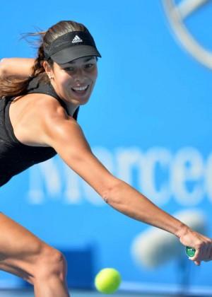 Ana Ivanovic - 1st round of 2014 China Open in Beijing