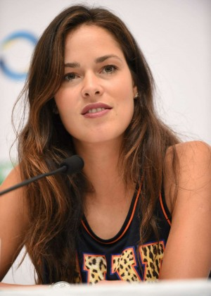 Ana Ivanovic - Press Conference Ahead of the WTA 2014 in Singapore