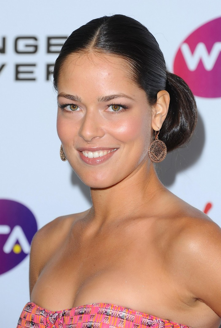 Ana Ivanovic Cleavy at the WTA Tour Pre-Wimbledon Party June 16-04