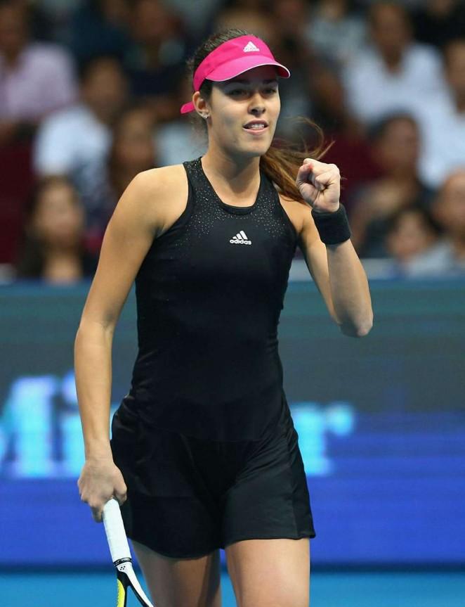 Ana Ivanovic - Coca-Cola International Premier Tennis League in Manila