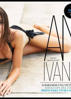 Ana Ivanovic: Esquire Latin America -01