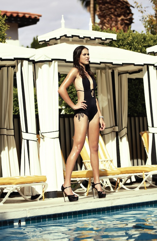 Ana Ivanovic: Esquire Latin America -02