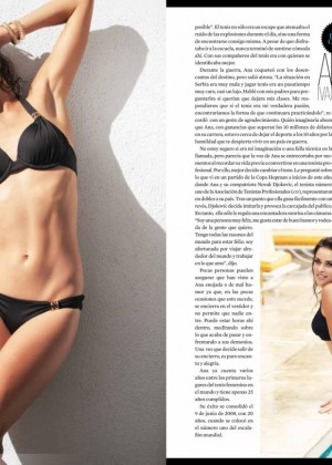 Ana Ivanovic: Esquire Latin America -03