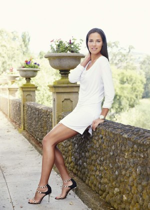 Ana Ivanovic by Photoshoot by John Russo 2014