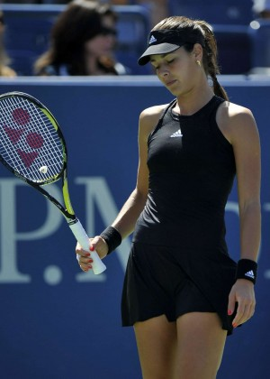 Ana Ivanovic - 2014 US Open Tennis Tournament in New York