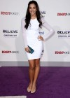 Ana Villafane: Justin Biebers Believe Premiere -01