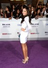 Ana Villafane: Justin Biebers Believe Premiere -04