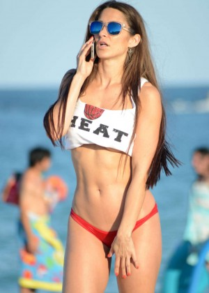 Anais Zanotti Bikini Photos: Miami 2014 -04