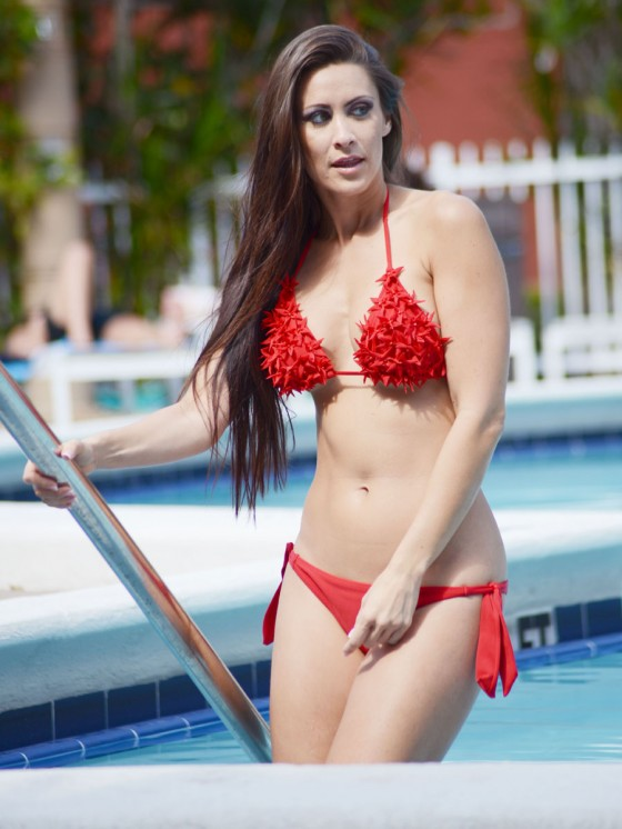Anais Zanotti - Bikini Photos on Miami Beach -12