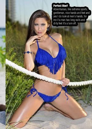 Anais Zanotti: FWM Magazine (April 2014)-05