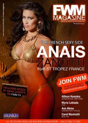 Anais Zanotti: FWM Magazine (April 2014)-11