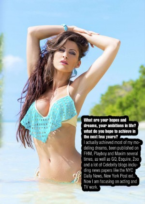 Anais Zanotti: FWM Magazine (April 2014)-12