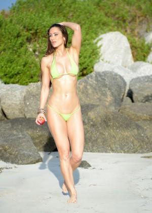 Anais Zanotti Bikini Photos 2014 -03