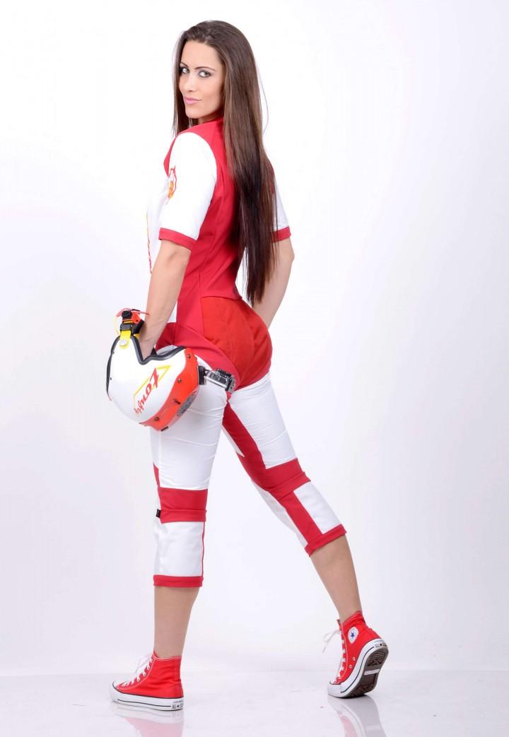 Anais Zanotti Skydive photoshoot-07
