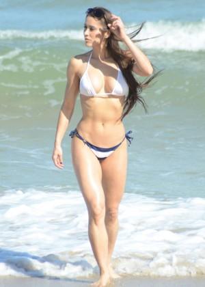 Anais Zanotti Hot in Bikini -01