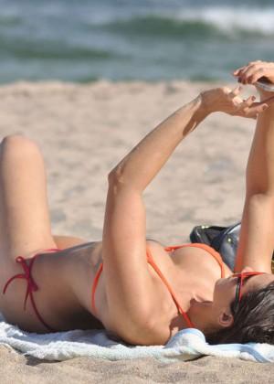 Anais Zanotti Hot Bikini Body in Miami -03