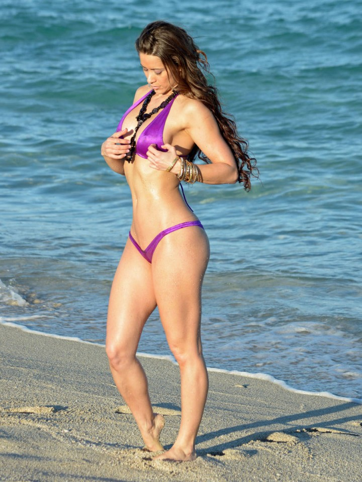 79fb8133c4 Bella Twins Bikini Photos  2014 Miami -07   GotCeleb