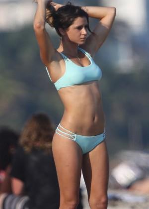 Anastasia Ashley - Bikini Candids -01