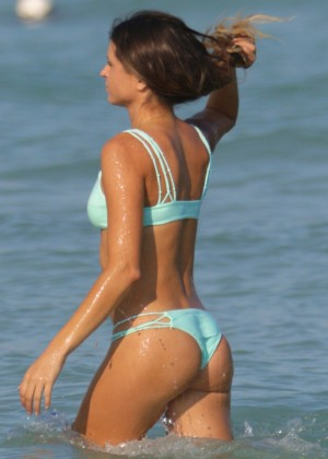 Anastasia Ashley - Bikini Candids -05