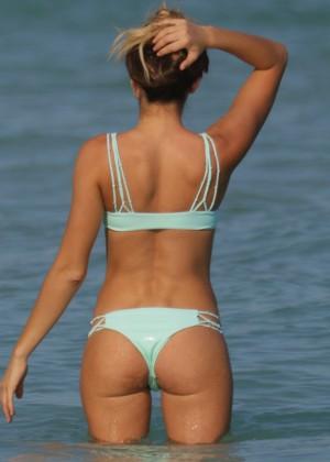 Anastasia Ashley - Bikini Candids -10