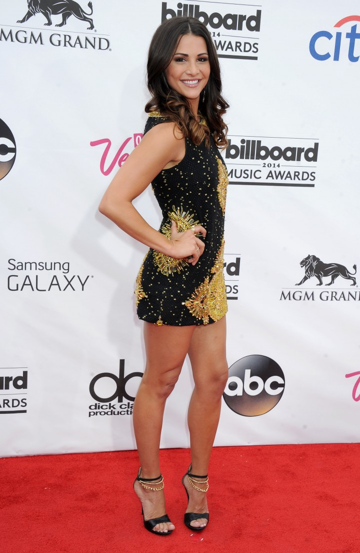 Andi Dorfman - 2014 Billboard Music Awards -01
