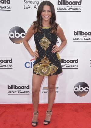 Andi Dorfman - 2014 Billboard Music Awards -02