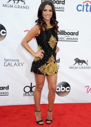 Andi Dorfman - 2014 Billboard Music Awards -03