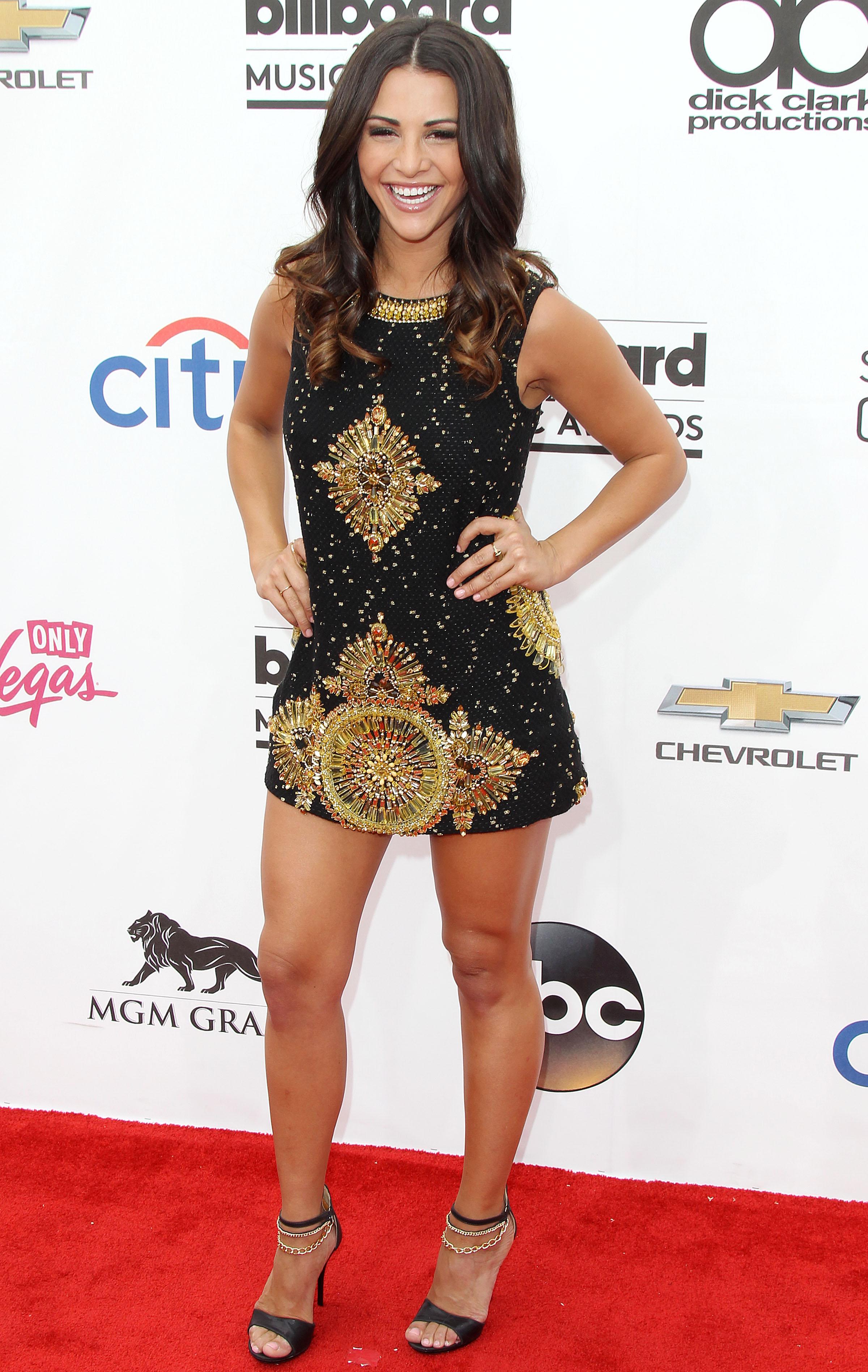 Andi Dorfman – 2014 Billboard Music Awards