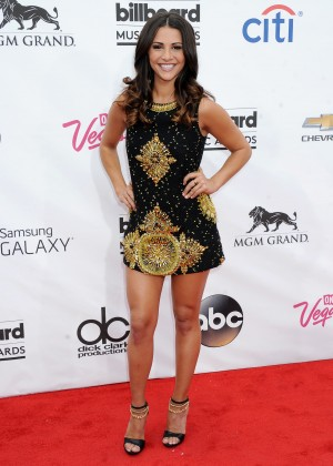 Andi Dorfman - 2014 Billboard Music Awards -08