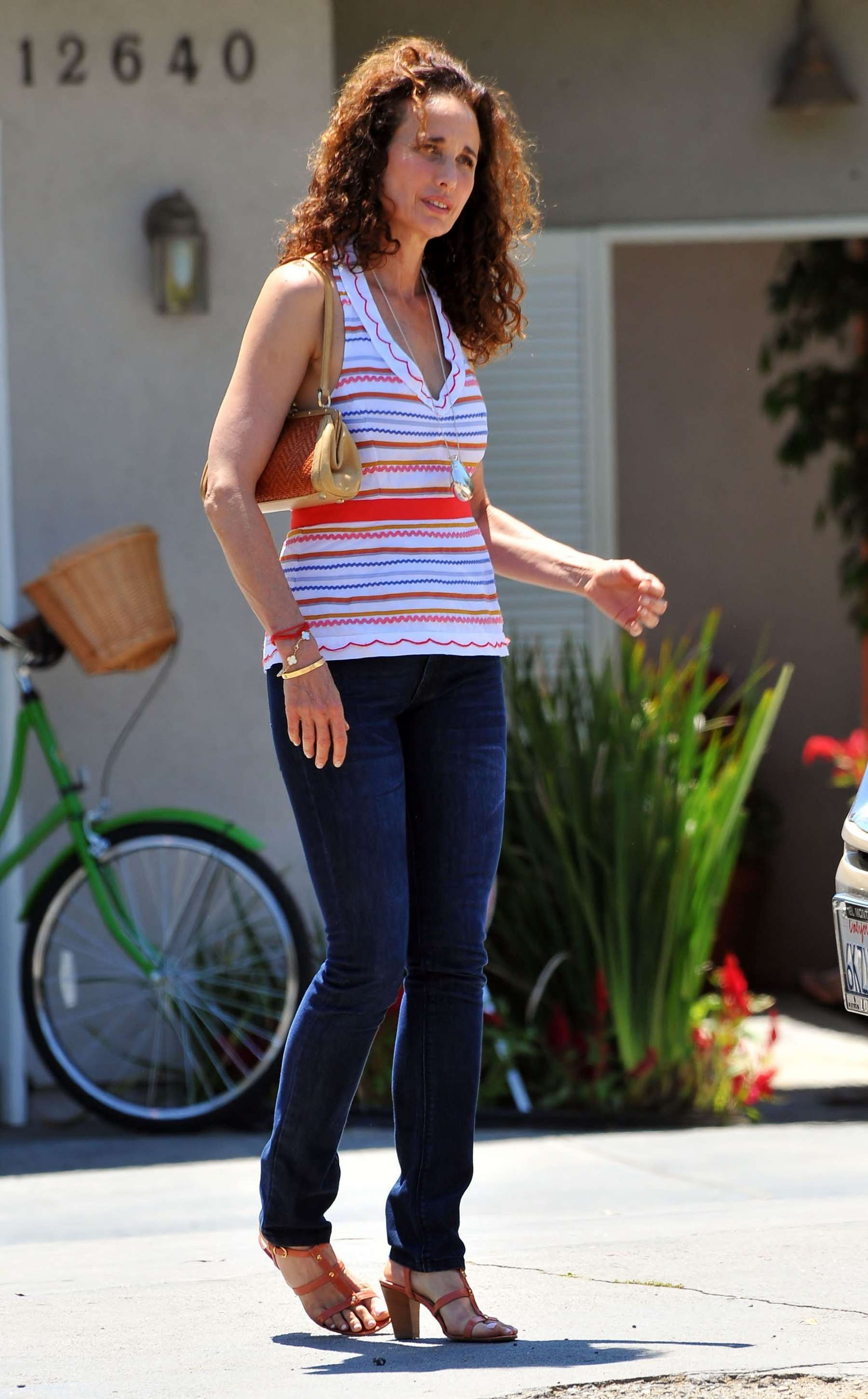 Andie Macdowell Hot In Jeans 05 Gotceleb