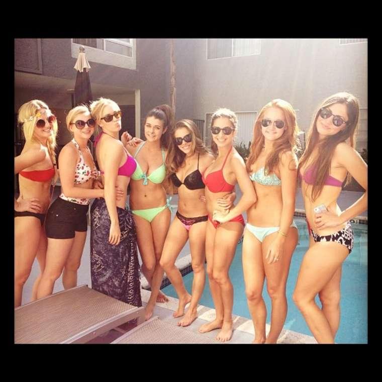 bowen bikini photos Andrea