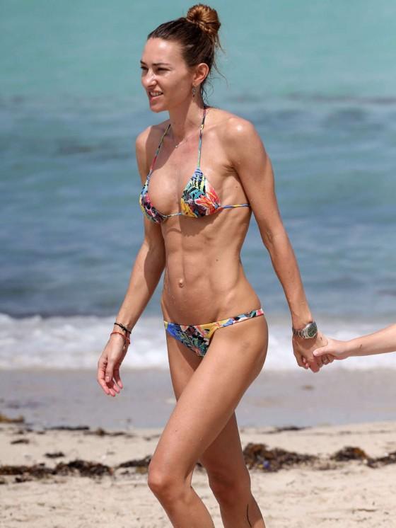 Andrea Burstein – Bikini – Miami Beach 2013 -09