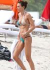 Andrea Burstein in a Bikini -10
