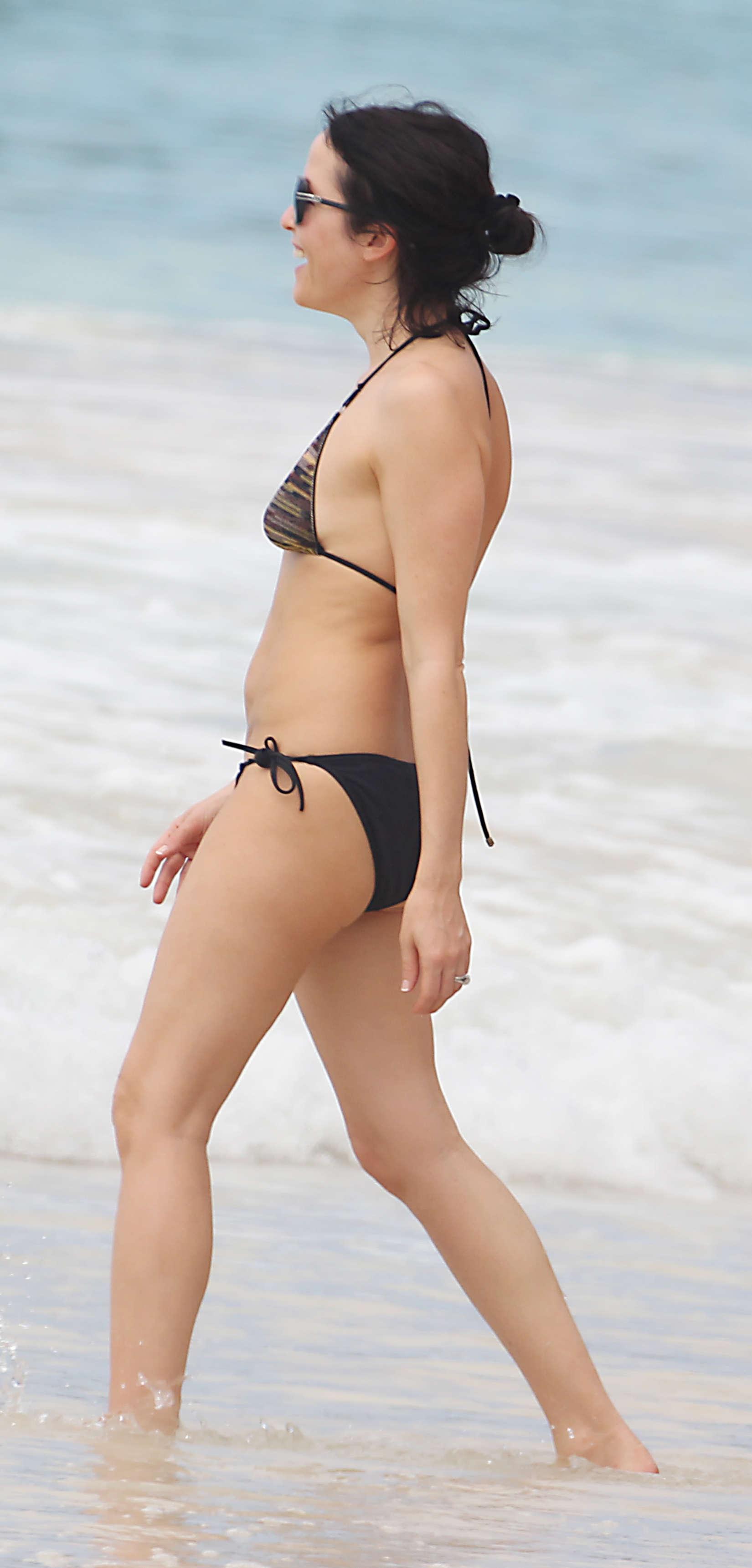 Andrea Corr 2013 : Andrea Corr – Bikini Candids on holiday in Barbados-07