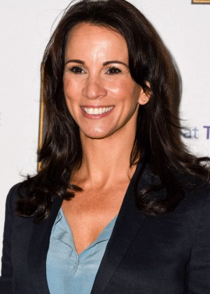 Andrea McLean - Elvis at the O2 Gala in London