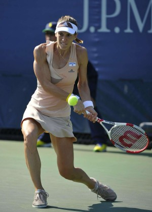 Andrea Petkovic - 2014 U.S. Open tennis tournament in New York