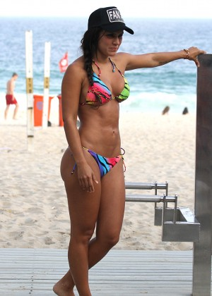 Andrea Rincon in a Bikini -06