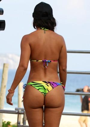 Andrea Rincon in a Bikini -09