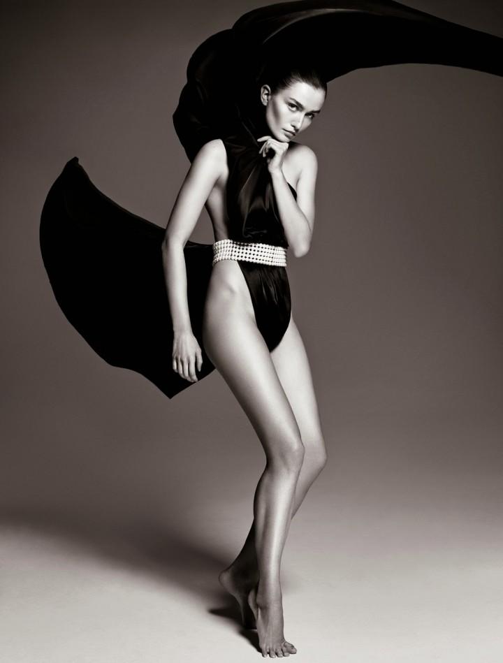 Andreea Diaconu: Vamp Magazine -03