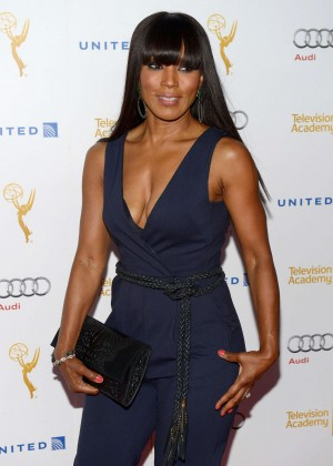 Angela Bassett - 2014 Emmy Awards Performers Nominee Reception in West Hollywood