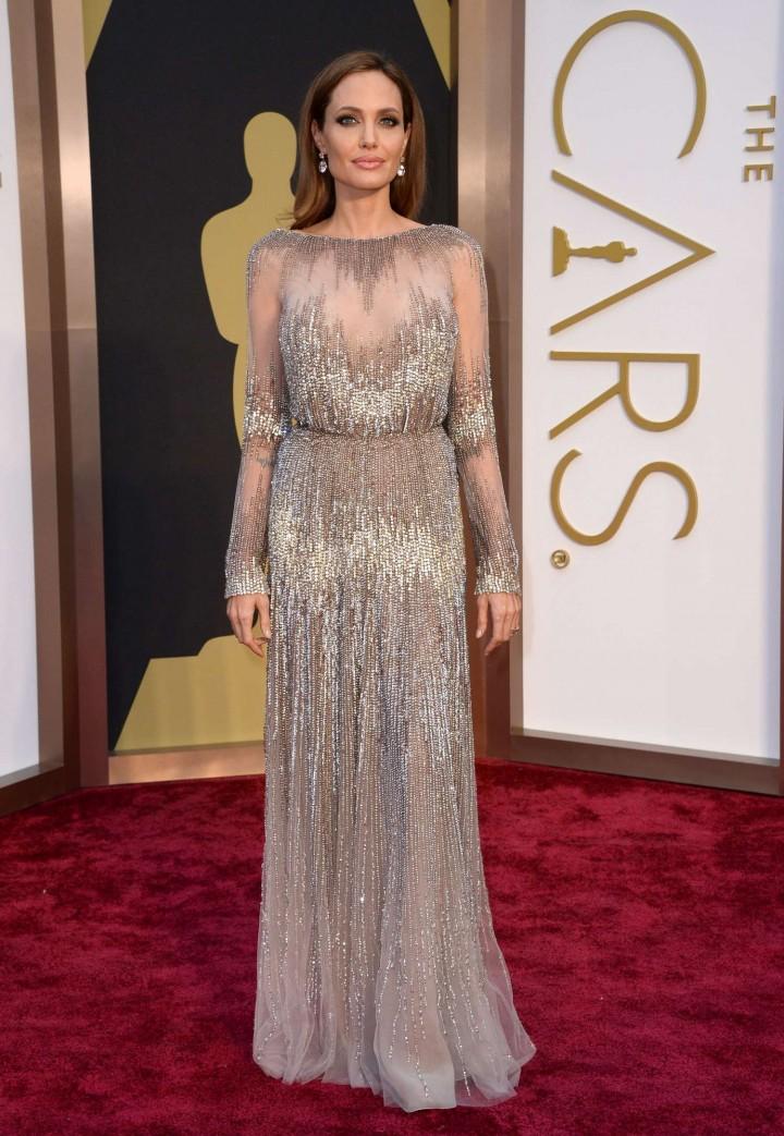 Angelina Jolie - Oscars 2014 - Jolie