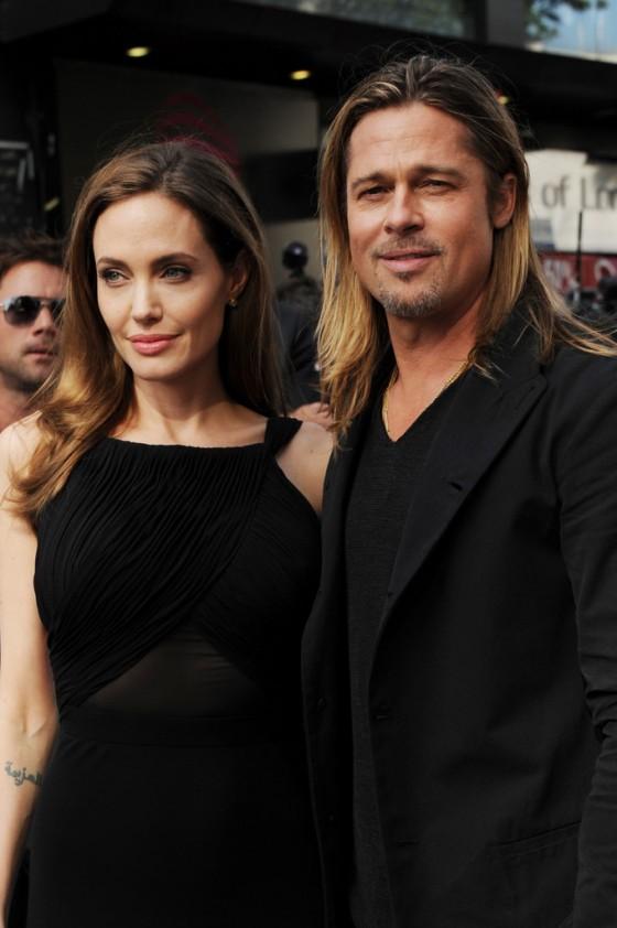 Angelina Jolie at World War Z premiere in London -21