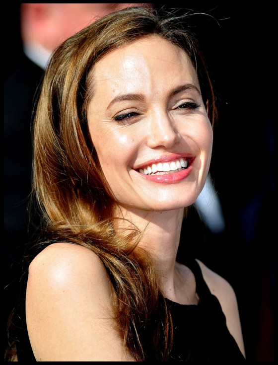 Angelina Jolie at World War Z premiere in London -34