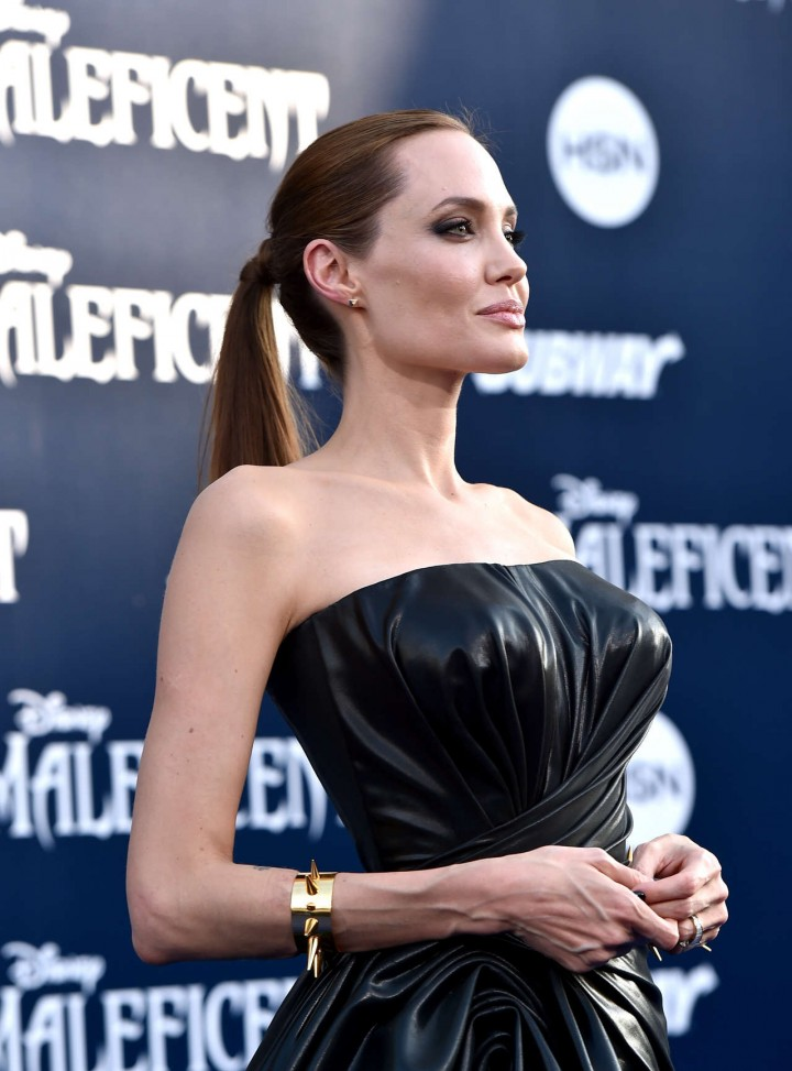 "Angelina Jolie – ""Maleficent"" Hollywood premiere"
