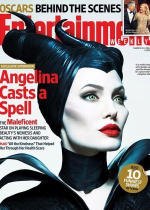 Angelina Jolie: Maleficent Poster -01