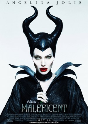 Angelina Jolie: Maleficent Poster -03