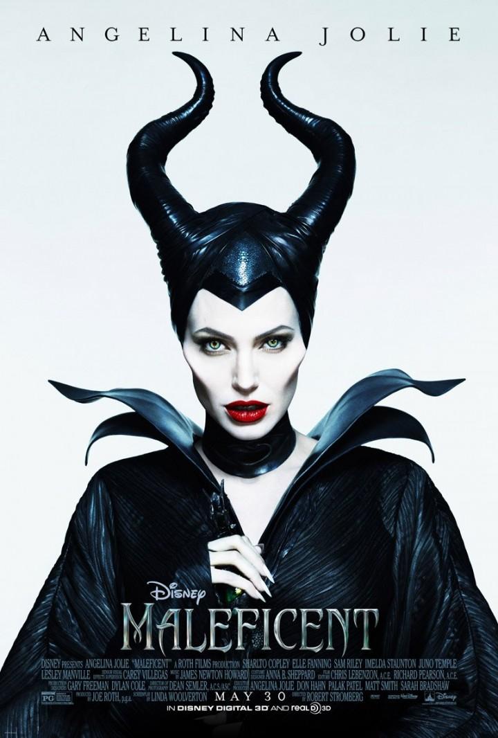 Angelina Jolie: Maleficent Poster -03